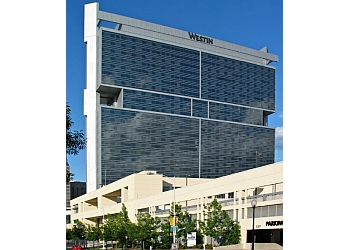 Charlotte hotel Westin