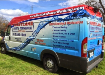 Austin window cleaner Westlake Home & Commercial Services