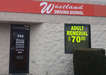 Columbus driving school Westland Driving School Ltd