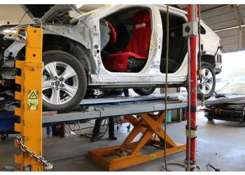 Lancaster auto body shop Westside Body and Paint