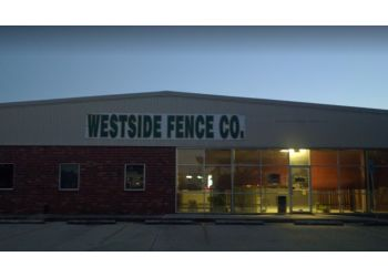 New Orleans fencing contractor Westside Fence Co, Inc.