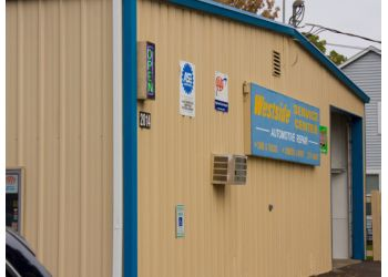Madison car repair shop Westside Service Center