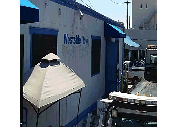 Los Angeles towing company Westside Tow