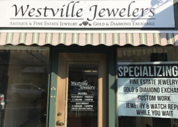 New Haven jewelry Westville Jewelers