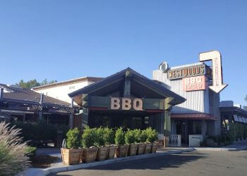 Fresno barbecue restaurant Westwoods BBQ & Spice Co.
