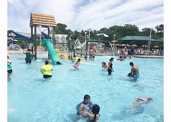 Plano amusement park Wet Zone