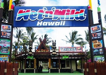 Honolulu amusement park Wet'n'Wild Hawaii