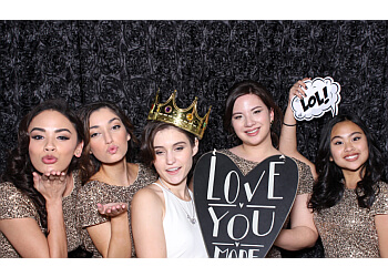 Sacramento photo booth company What a Snap Photo Booths
