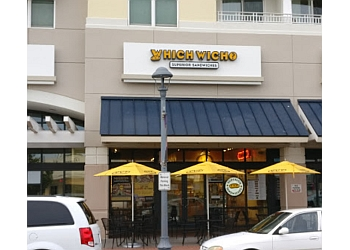 Virginia Beach sandwich shop Which Wich Superior Sandwiches