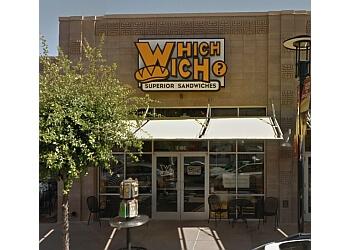 Glendale sandwich shop Which Wich Superior Sandwiches