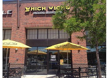 Lakewood sandwich shop Which Wich Superior Sandwiches