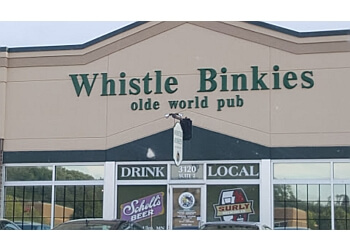 Rochester sports bar Whistle Binkies Old World Pub