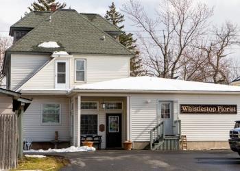 Syracuse florist Whistlestop Florist Inc