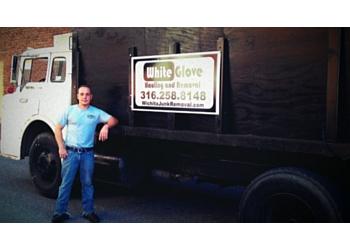 Wichita junk removal White Glove Junk Removal