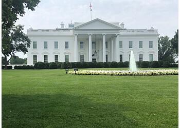 Washington landmark White House