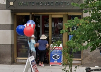 Washington gift shop White House Gifts