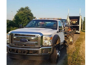 Grand Rapids towing company White Knight Roadside & Towing