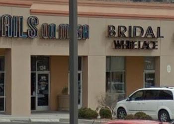 El Paso bridal shop White Lace Bridal Boutique