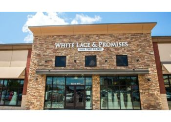 Knoxville bridal shop White Lace and Promises