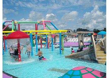 Fayetteville amusement park White Lake Water Park
