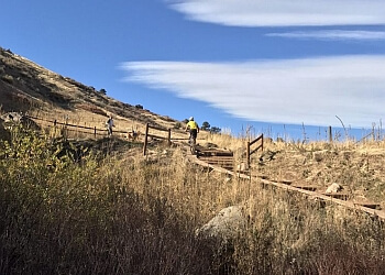 White Ranch Open Space Park trail Arvada Hiking Trails