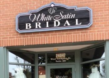 Naperville bridal shop White Satin Bridal