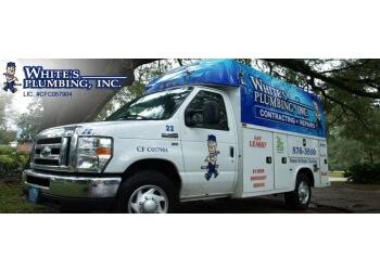 Tallahassee plumber White's Plumbing, Inc.