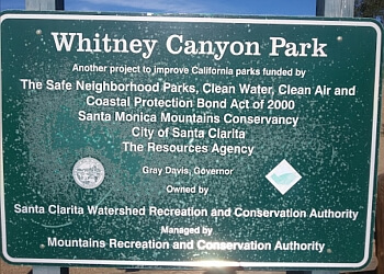 Whitney Canyon Park