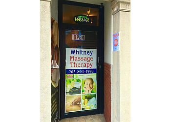 New Haven massage therapy Whitney Massage Therapy