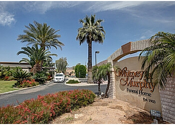 Phoenix funeral home Whitney & Murphy Funeral Home