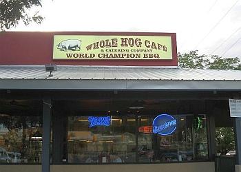 Albuquerque barbecue restaurant Whole Hog Cafe