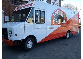 Akron food truck Wholly Frijoles Mexican Street Food