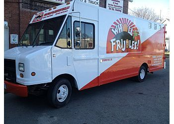 Akron food truck Wholly Frijoles Mexican Street Foods