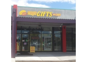 Phoenix gift shop Whozitz and Whatzitz Unique Gifts and Cards