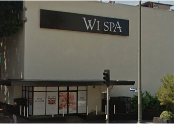 Los Angeles spa Wi Spa
