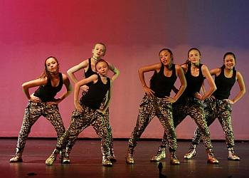 Wichita dance school Wichita School of Performing Arts