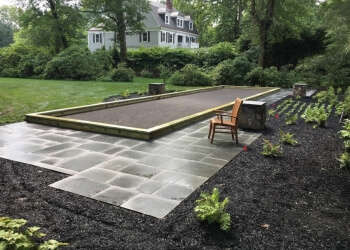 Pittsburgh landscaping company Wichman Landscape Construction, LLC