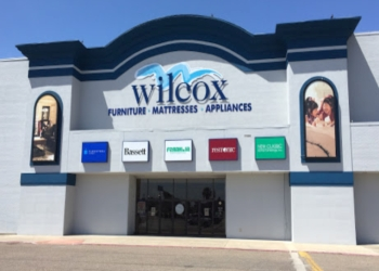 WILCOX FURNITURE. 5858 South Padre Island Drive, Corpus Christi, TX 78412