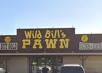 Abilene pawn shop Wild Bill's Pawn