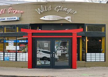 Louisville sushi Wild Ginger