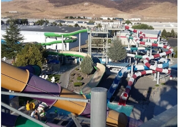 Reno amusement park Wild Island Family Adventure Park