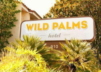 Sunnyvale hotel Wild Palms Hotel