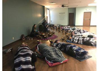 Lincoln yoga studio Wild Root Yoga