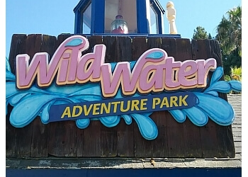 Fresno amusement park Wild Water Adventure Park