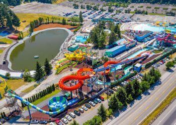 Tacoma amusement park Wild Waves Theme & Water Park