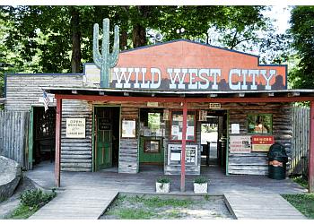 Paterson amusement park Wild West City