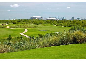 Houston golf course Wildcat Golf Club