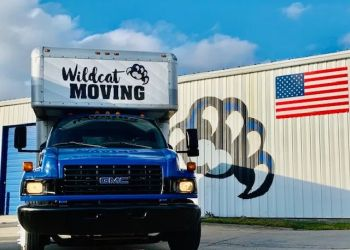 Lexington moving company Wildcat Moving