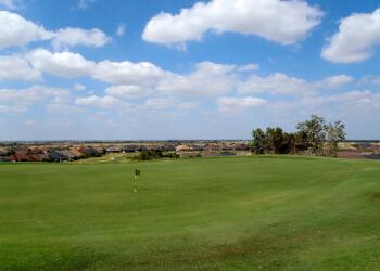 Denton golf course Wildhorse Golf Club at Robson Ranch