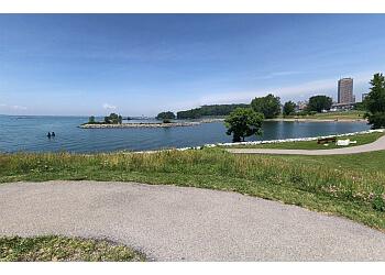 Buffalo public park Wilkeson Pointe